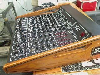 PEAVEY Mixer 801-MIXER