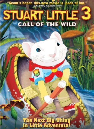 DVD MOVIE STUART LITTLE 3: CALL OF THE WILD