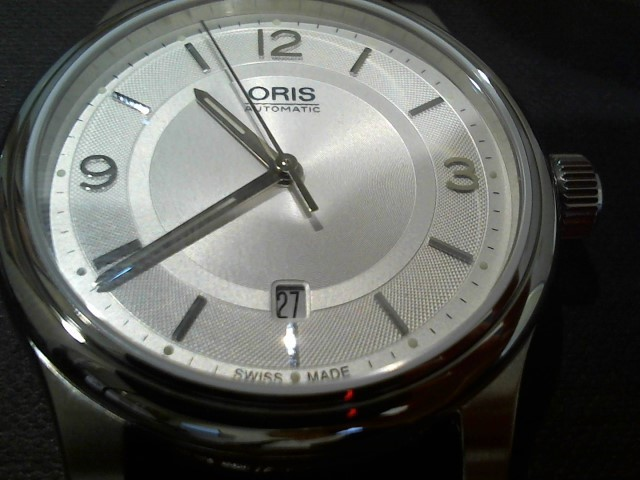 ORIS Gent's Wristwatch 733759440310752012