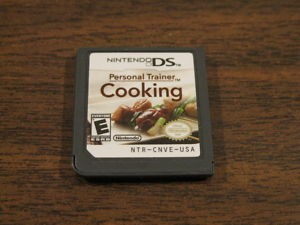 NINTENDO Nintendo DS PERSONAL TRAINER COOKING