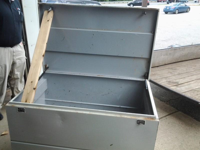 JOBE WHOLESALE Tool Storage Box SITE LOCK BOX