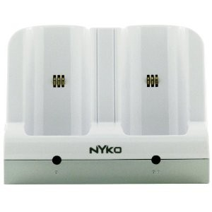 NYKO Video Game Accessory WII CHARGE STATION