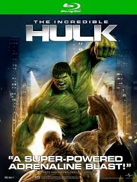 BLU-RAY MOVIE Blu-Ray THE INCREDIBLE HULK