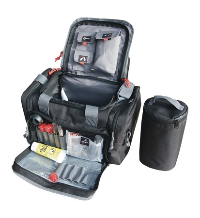 G. OUTDOORS Accessories BLACK POWDER RANGE BAG BLACK (GPS-1621BLP)