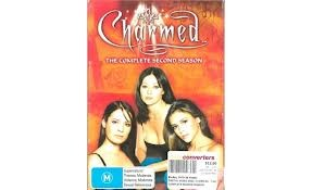 DVD BOX SET DVD CHARMED THE COMPLETE SECOND SEASON