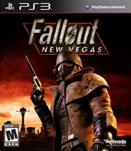 SONY Sony PlayStation 3 Game FALLOUT NEW VEGAS