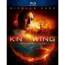 KNOWING, MYSTERY BLU-RAY DVD