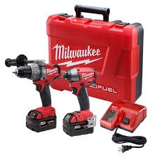 MILWAUKEE COMBO SET 2797-22