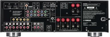 YAMAHA Amplifier/Tube Amp HTR-6140