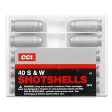CCI AMMO Ammunition 40 S&W SHOTSHELLS