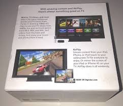 APPLE Home Media System MD199LL/A - APPLE TV