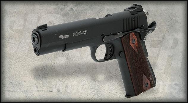 SIG SAUER Pistol 1911-22