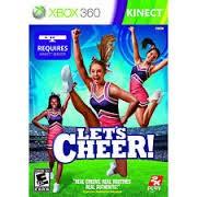 MICROSOFT Microsoft XBOX 360 LET'S CHEER