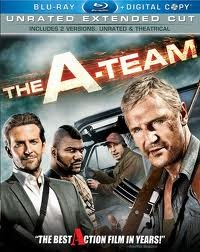 BLU-RAY MOVIE Blu-Ray THE A-TEAM