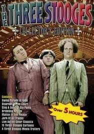DVD BOX SET DVD THE THREE STOOGES COLLECTOR'S EDITION