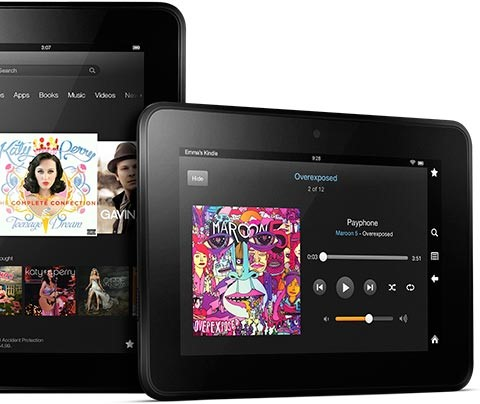 AMAZON Tablet KINDLE FIRE HD 16GB