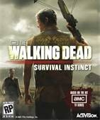 MICROSOFT Microsoft XBOX 360 Game THE WALKING DEAD SUVIVAL INSTINCT
