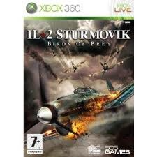 MICROSOFT Microsoft XBOX 360 Game IL 2 STURMOVIK BIRDS OF PREY