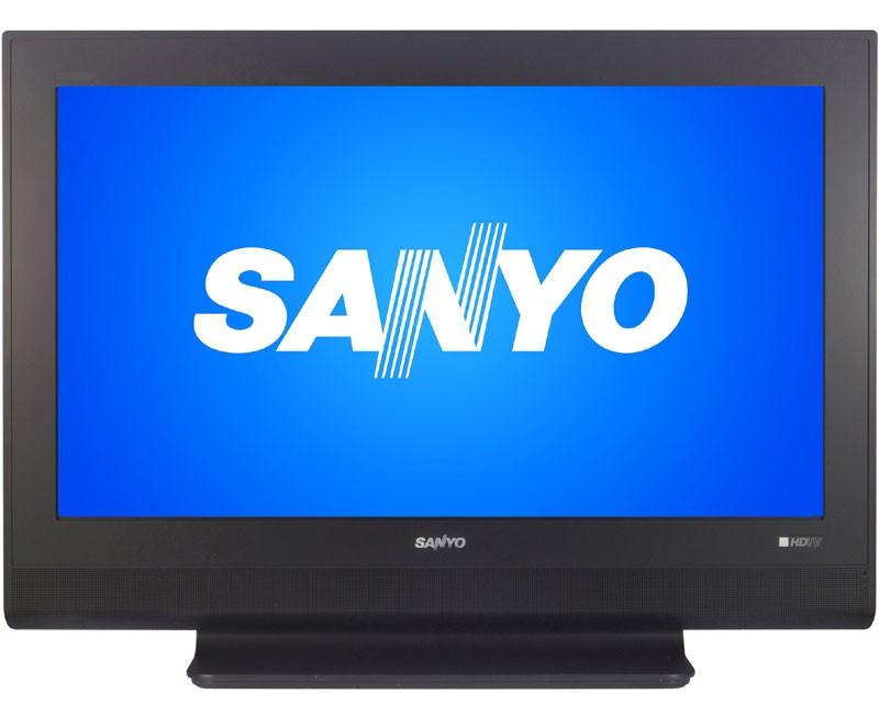 SANYO Flat Panel Television DP37649