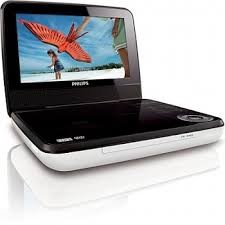 PHILIPS Portable DVD Player PET741/37