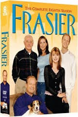 CBS PARAMOUNT DVD FRASIER THE COMPLETE EIGHTH SEASON