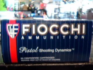 FIOCCHI AMMUNITION Ammunition 3006HSC