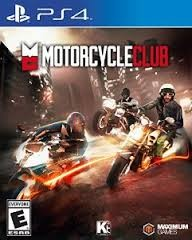 SONY Sony PlayStation 4 Game MOTORCYCLE CLUB PS4