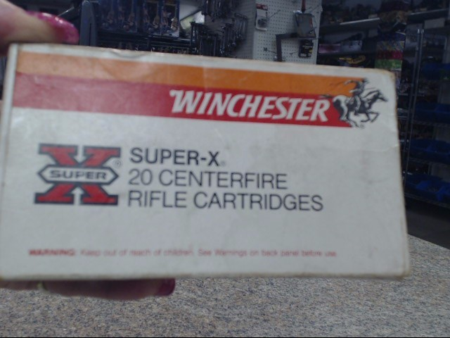WINCHESTER Ammunition 300 WINCHESTER MAG.