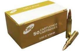 CBC Ammunition BALL M80