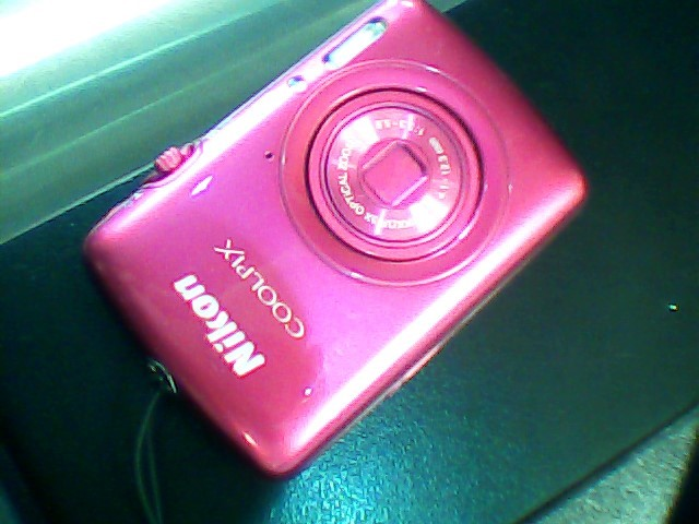 NIKON Digital Camera COOLPIX S01