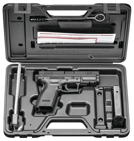 SPRINGFIELD ARMORY Pistol XD 9 (XD9101HC)