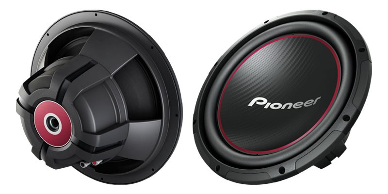 PIONEER ELECTRONICS Car Speakers/Speaker System TS-W304R
