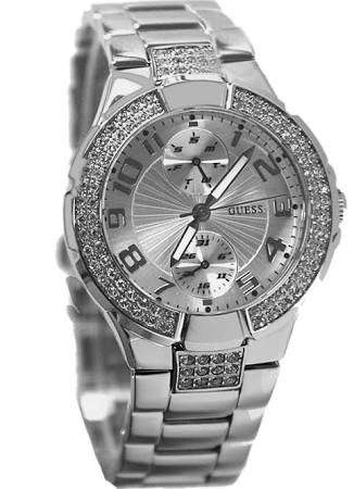 GUESS Lady's Wristwatch U12003L1