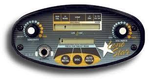 BOUNTY HUNTER Metal Detector METAL DETECTOR