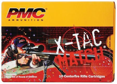 PMC AMMUNITION Ammunition X-TAC MATCH .50 BMG (50XM)