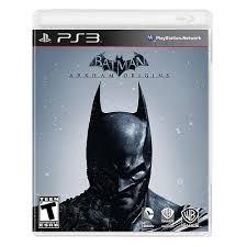 WARNER BROTHERS Sony PlayStation 3 Game BATMAN ARKHAM ORIGINS PS3