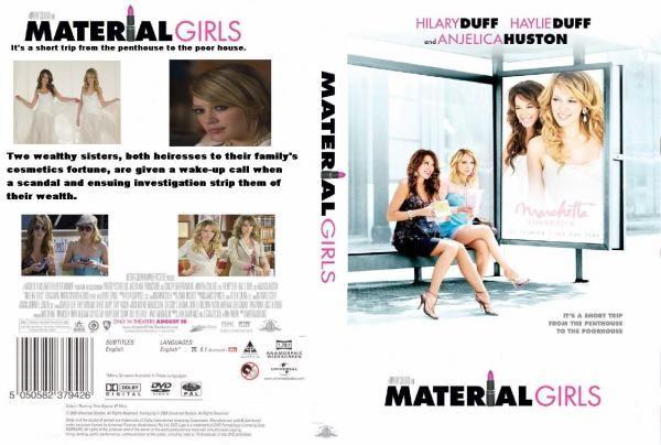 dvd movie material girls buya