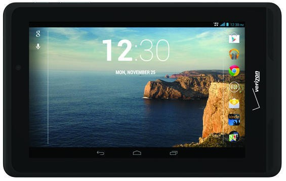 VERIZON Tablet QMV7A