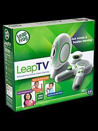 LEAPFROG Video Game System LEAPTV 31511