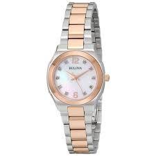 BULOVA Lady's Wristwatch 98P143