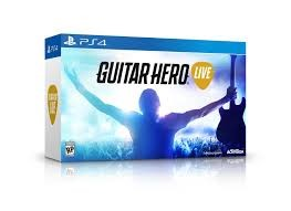 SONY Sony PlayStation 4 Game PLAYSTATION 4 GUITAR HERO LIVE