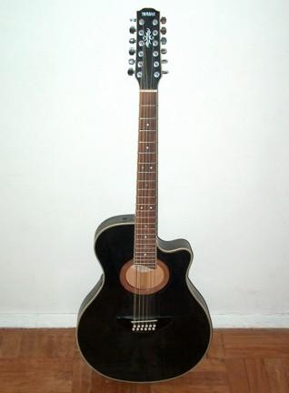YAMAHA Acoustic Guitar APX-9-12 ACOUST/ELEC 12-STEEL STR