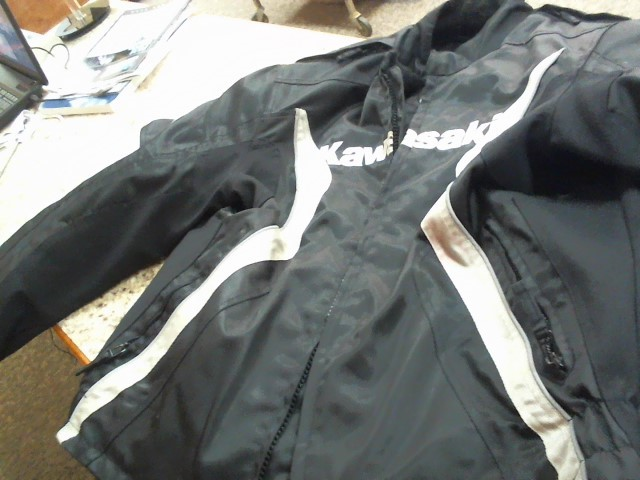 KAWASAKI Outdoor Sports MOTORCYCLE JACKET
