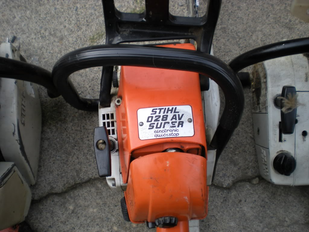 STIHL Chainsaw 028 AV