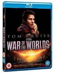 BLU-RAY MOVIE Blu-Ray WAR OF THE WORLDS