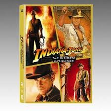 DVD BOX SET DVD INDIANA JONES THE COMPLETE ADVENTURE COLLECTION
