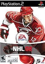 SONY Sony PlayStation 2 NHL 08