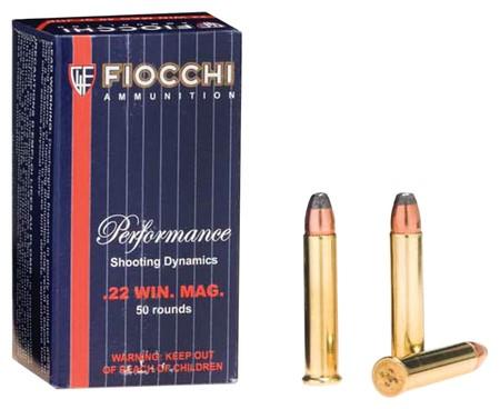 FIOCCHI AMMUNITION Ammunition 22FWMB