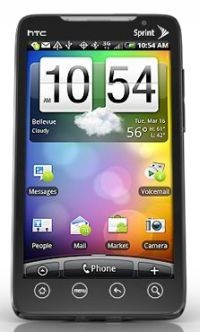 HTC Cell Phone/Smart Phone EVO 4G PC36100