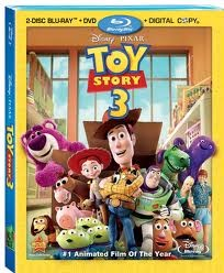 BLU-RAY MOVIE Blu-Ray TOY STORY 3